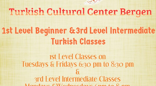 Turkish Class fall