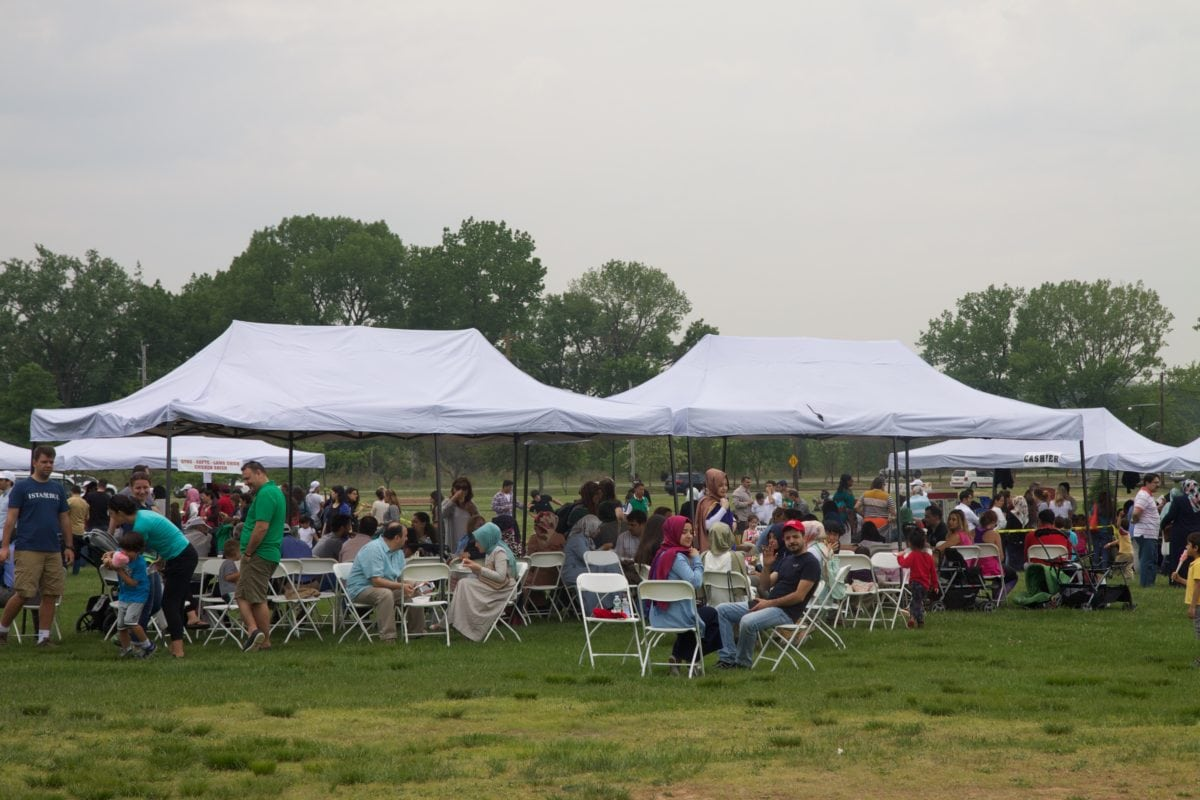 Turkish Spring Festival at Overpeck County Park   Turkish