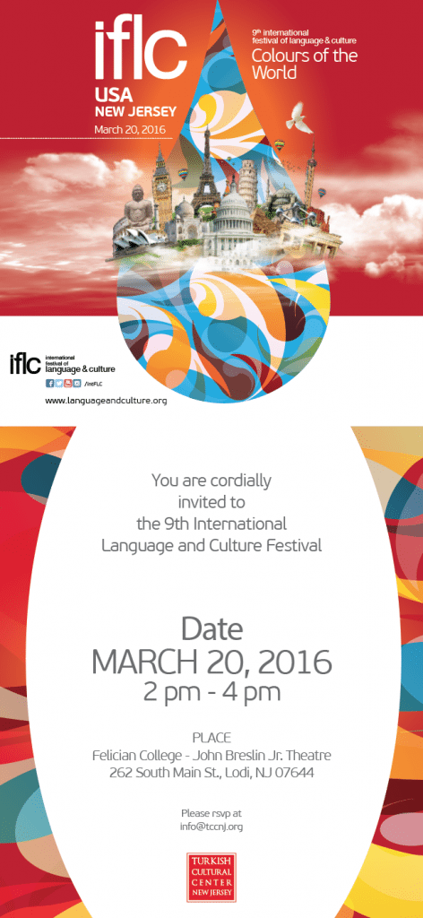 Language & Culture Festival 2016